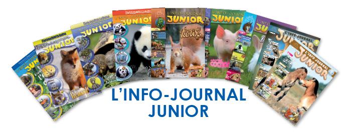 Échantillon n°1406: magazine Info Junior n°50 (fondation B. Bardot)