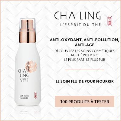 Cha Ling – Rituel Beauté