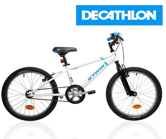 Jeu Concours n°460 : Décathlon – Un vélo enfant BTWIN