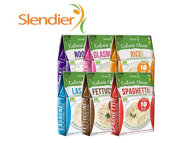 Test n°888 : Slendier – Pâtes de Konjac Bio