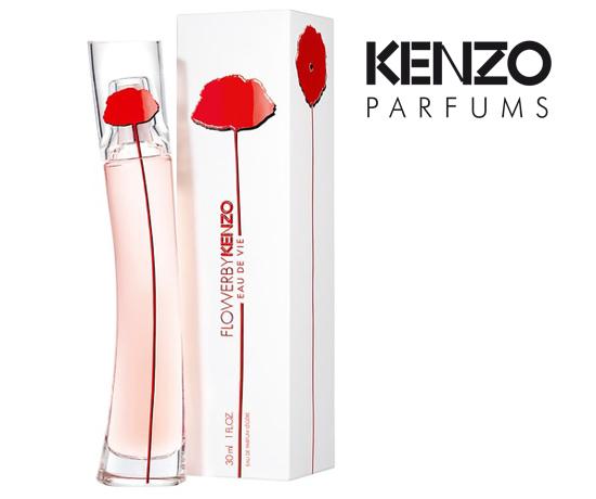 Echantillon n°1579 : KENZO – Eau de Vie Flower By Kenzo