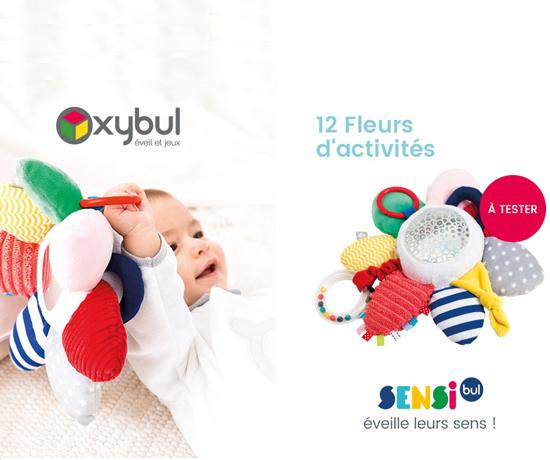Test n°918 : Oxybul – Fleur d'activités Sensibul