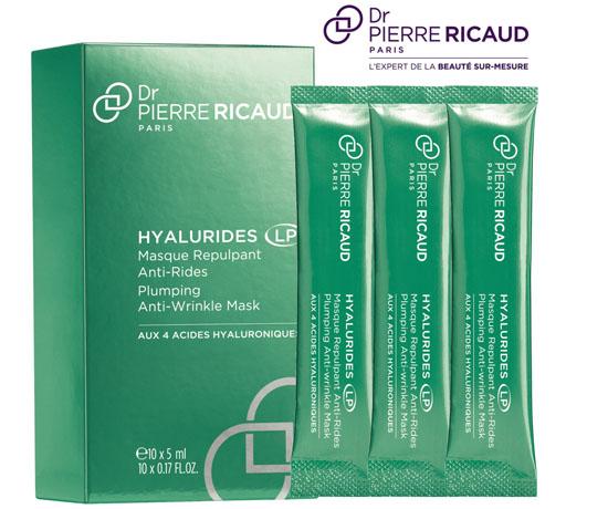 Test Gratuit : Dr Pierre Ricaud – Masque Repulpant Anti-Rides