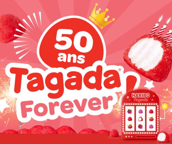 Jeu-Concours Gratuit : Haribo – 1390 Cadeaux Tagada