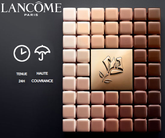 Échantillon Gratuit : Lancôme – Fond de Teint