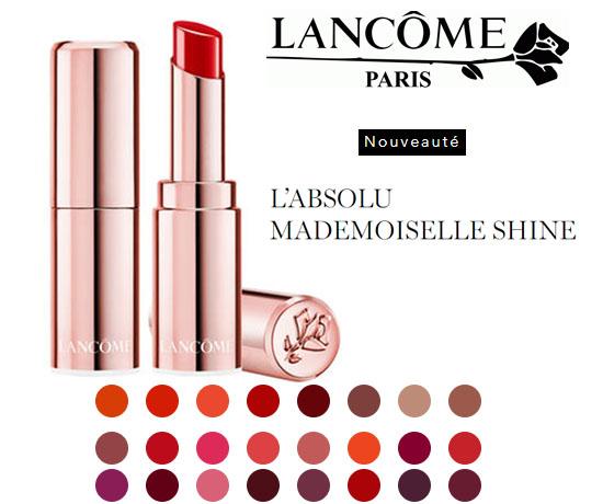 Échantillon n°1798 : Lancôme – Rouge à lèvres