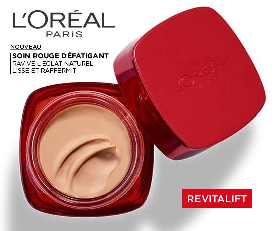 Test N°935: L'Oréal Paris – Crème Revitalift