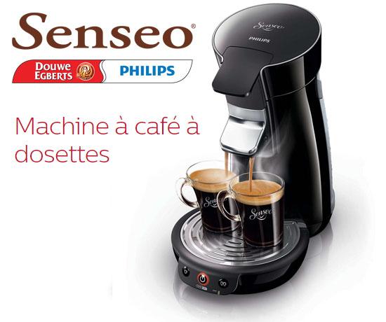 Test Gratuit: Philips – Senseo Café