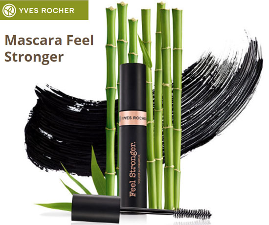 Test N°932: Yves Rocher – Mascara Feel Stronger