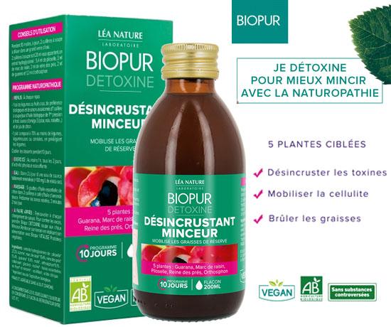 Test Gratuit: Biopur – Cocktail Détox