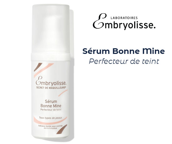 Test Gratuit: Embryolisse – Sérum Bonne Mine