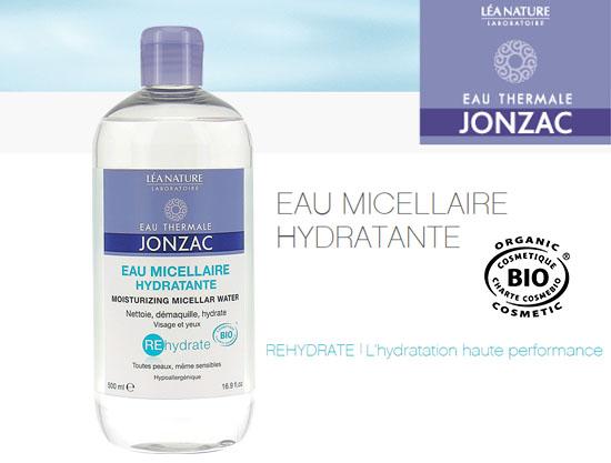 Test Gratuit: Jonzac – Eau Micellaire