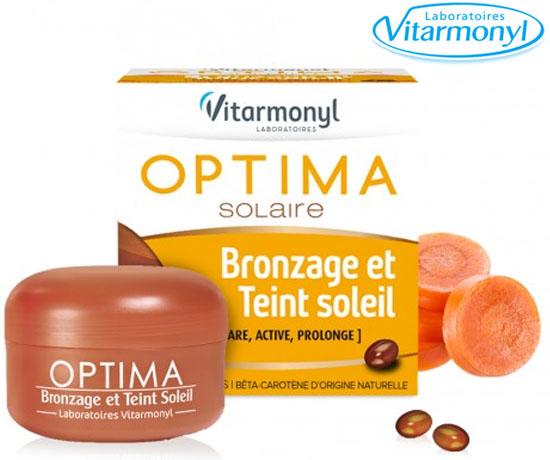 Test Gratuit: Vitarmonyl – Capsules de Bronzage Optima