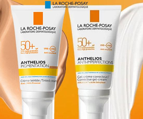 Test Gratuit: La Roche Posay – Soins Solaires Anthelios