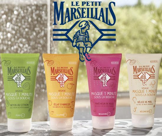 Test Gratuit: Le Petit Marseillais – Masques Soins Visage