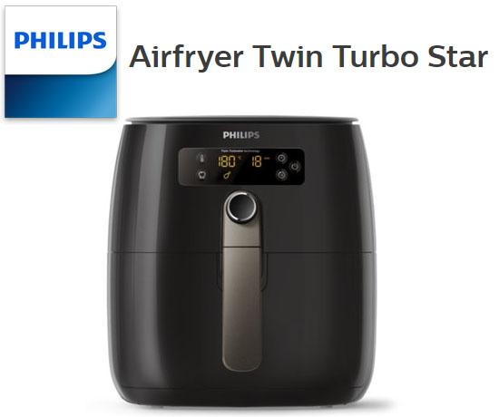 Test Gratuit : Philips – Friteuse Airfryer