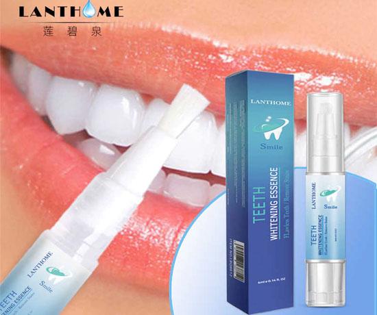 Echantillon Gratuit : Lanthome – Blanchiment des Dents