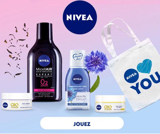 Jeu Concours : Nivea – Kits de Produits Solaire