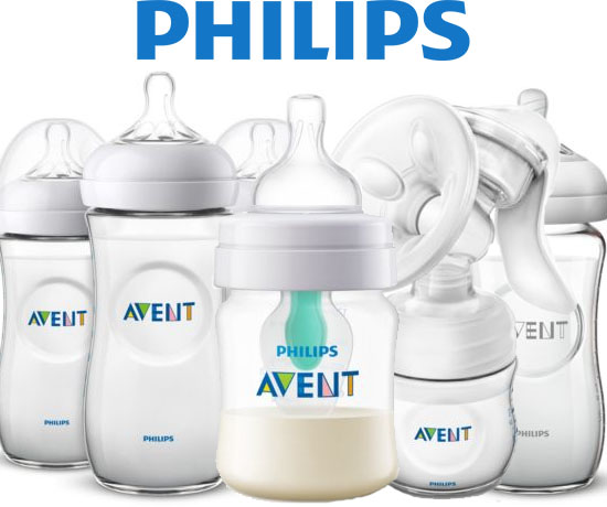 Test Gratuit : Philips – Biberons