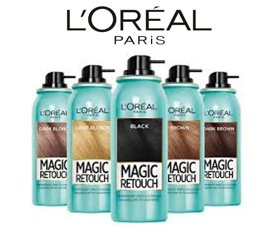 Test Gratuit : l'Oréal – Spray Magic Retouch