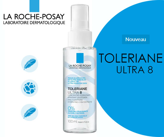 Brume Toleriane Ultra 8 de La Roche Posay