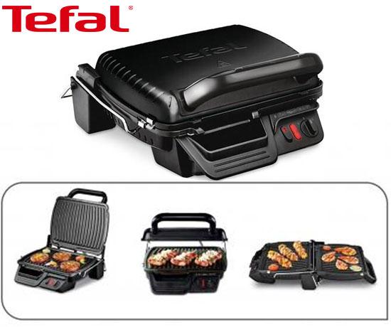 Test Gratuit : Tefal – Compact Grill 3 en 1