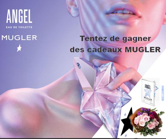 Jeu Concours Angel de Thierry Mugler GRATUIT