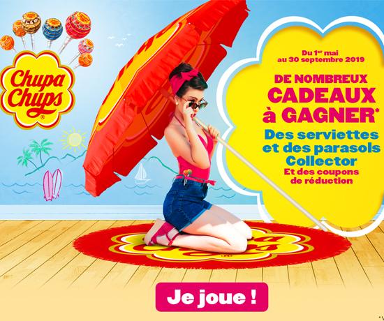 Jeux Concours : Chupa Chups – Coupons de réduction