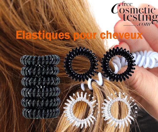 Test Gratuit : All Glown Up – Elastiques Cheveux