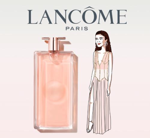 Test Gratuit : Lancôme – Parfum Idôle
