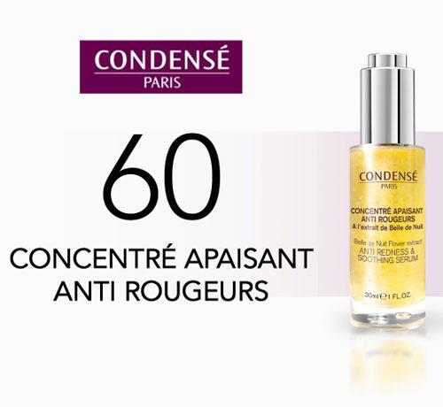 Test Gratuit : Condensé – Crème Anti-rougeurs