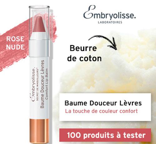 Stick à Lèvres de la marque Embryolisse
