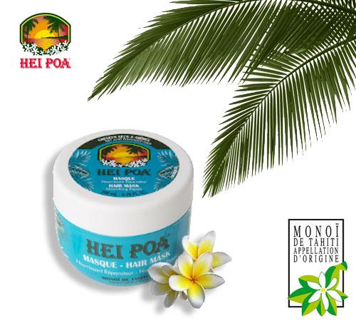 Masque Nourrissant Réparateur de la marque Hei Poa