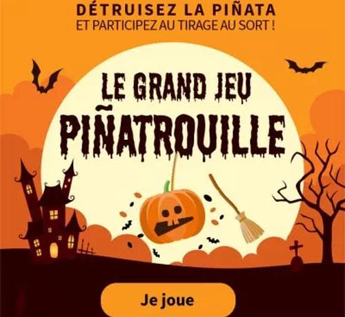 150€ de courses grâce au Grand jeu Halloween de Ma Vie En Couleur