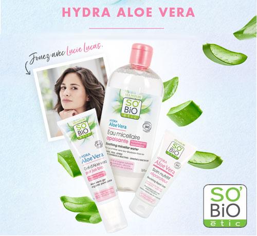 Hydra Aloe Vera de la marque So'Bio étic