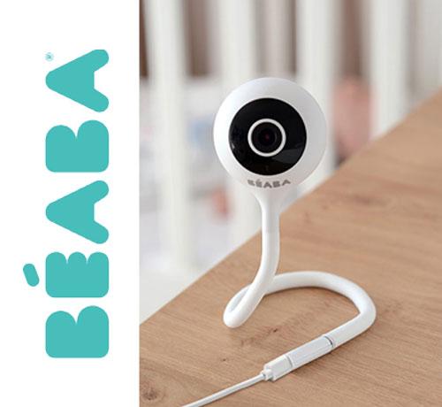 Babyphone vidéo ZEN Connect de la marque Beaba