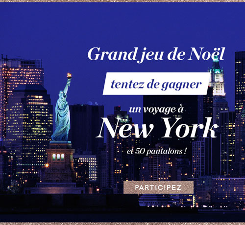 Voyage à New York avec la marque Bréal
