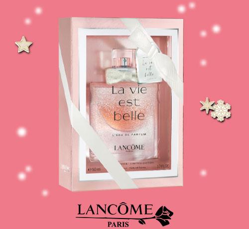 Parfum La Vie est Belle de la marque Lancôme