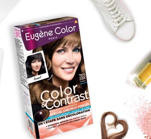 Test Gratuit : Eugène Color – Kit Coloration Cappuccino