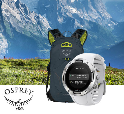 Kit multi-sport de la marque Osprey