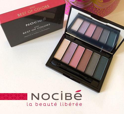 Bon Plan : Nocibé – Palette de fards Best Of Colors