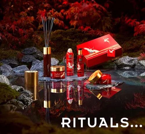 coffret cadeau The Ritual of Tsuru de la marque Rituals