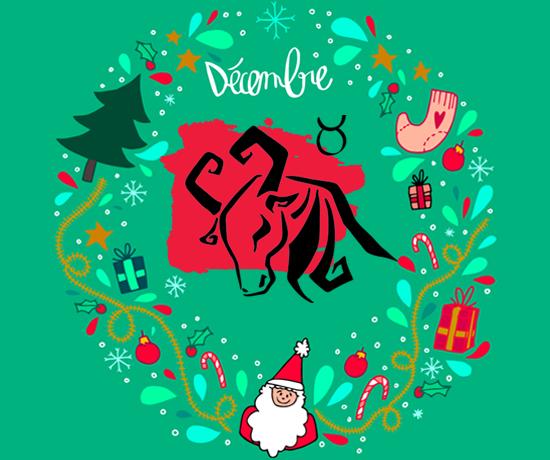 Horoscope Taureau Décembre 2019