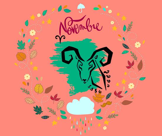 Horoscope : Bélier – Novembre 2019