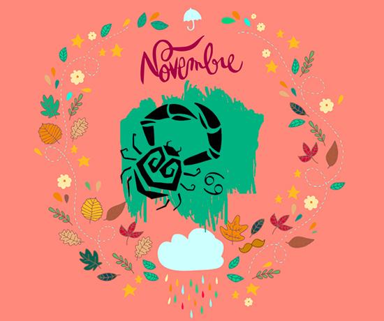 Horoscope Cancer Novembre 2019