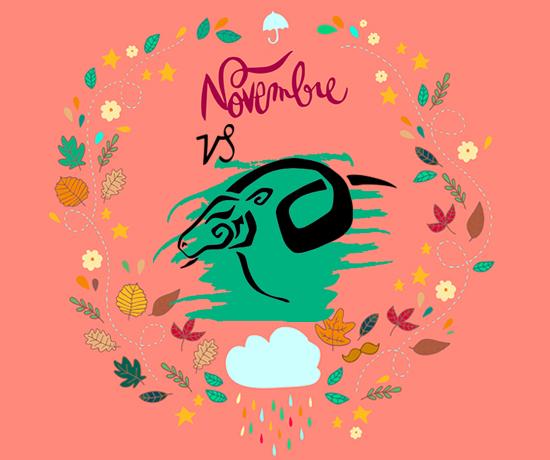 Horoscope Bélier Novembre 2019