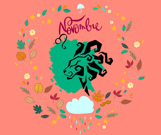 Horoscope Lion Novembre 2019