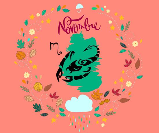 Horoscope : Scorpion – Novembre 2019