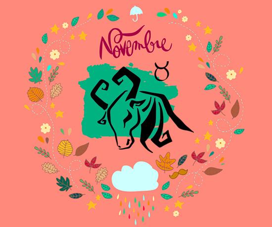 Horoscope Taureau Novembre 2019