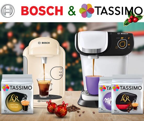 Machine à Café Tassimo de la marque Bosch